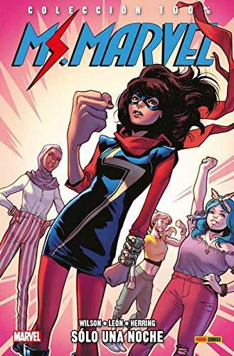 Ms. Marvel 9. Sólo una no