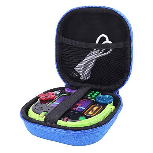 Aenllosi pour Leapfrog VTech Rockit Twist Console de Jeux Étui Housse (Bleu)