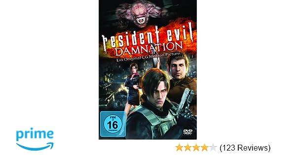Resident Evil Damnation Amazonde Makoto Kamiya Dvd
