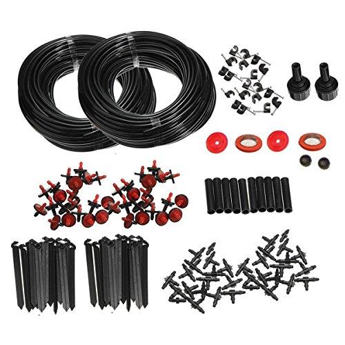 king-do-way-diy-micro-flow-drip-watering-irrigation-kits-system-self-plant-garden-hose-watering-kits