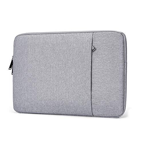 imComor Laptop-Tasche für Mac Air 11 / MacBook 12 Retina/Surface Pro 4/3 und Dell Samsung Lenovo ASUS HP Acer Chromebook grau 13-13.3