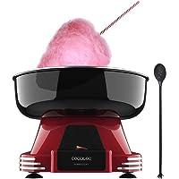 Cecotec Machine à barbe à papa Fun&Sugar. 500 W, Plat pivotant en acier inoxydable, Complètement démontable, Inclus…