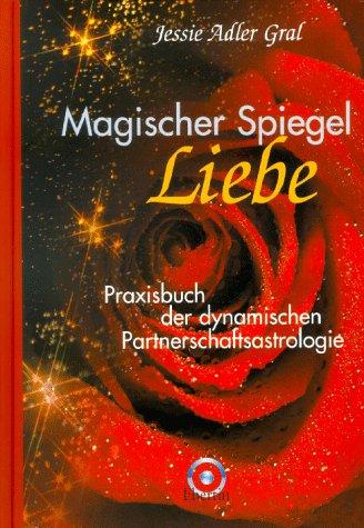 Magischer Spiegel Liebe (Lesezeichen Adler)