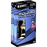 Emtec EQ 240 VHS Kassetten -