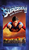 Superman II - Allein gegen Alle [VHS]