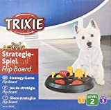 Trixie Dog Activity Flip Board Strategiespiel für Hunde, 23 cm - 6