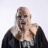 LkdyKlnixoj Máscara de Miedo de Halloween, máscara de Vampiro, Accesorios...
