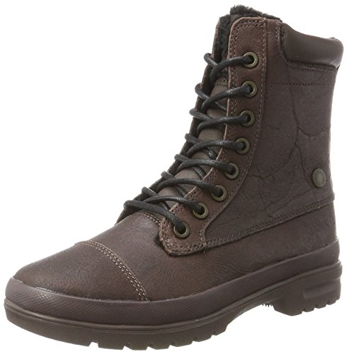 DC Shoes Damen AMNESTI WNT Stiefel Braun (Brown/Chocolate) 38 EU