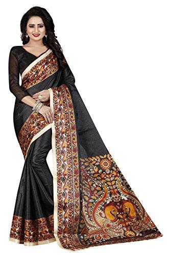 Kanchan Silk Cotton Saree With Blouse Piece (SAMPOORNA PINKK_SAMPOORNA PINKK_Free Size)