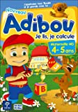 Adibou : Je lis, je calcule 4-5 ans