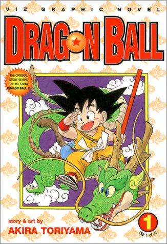 Dragonball: v. 1 (Viz graphic novel)