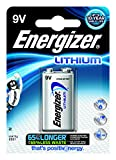 Energizer L522-8 Lithium Energizer Ultimate 9V Block Batterie 6LR61, 8er pack