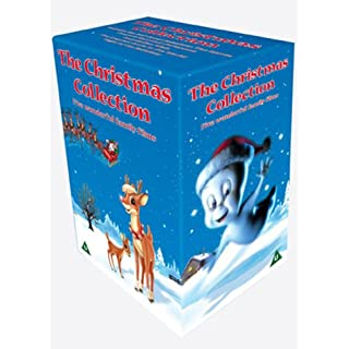 The Children's Christmas Collection--Rudolph / Casper / Annabelle /Flight Of The Reindeer / Greatest Store In The World [VHS]