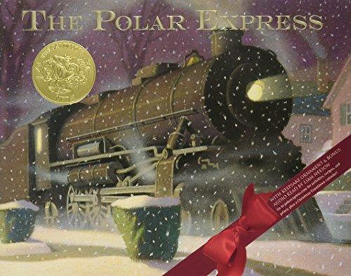 Polar Express 30th Anniversary Edition por Chris Van Allsburg