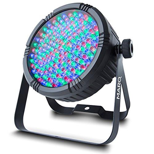MARQ Colormax PAR64 LED Wash Schweinwerfer mit Infrarot-Steuerung (Moving Head Nebelmaschine)