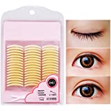 Generic 240 Pairs Makeup Clear Thick Eyelid Stripe Eyes Invisible Double Eyelid Shadow Sticker Double Eyelid Tape...