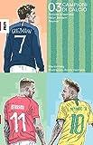 Campioni di calcio 03 - Antoine Griezmann, Valon Behrami, Neymar: Perseveranza, volontà e pazienza