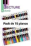 Lecture Piano CP - Pack de 15 pianos