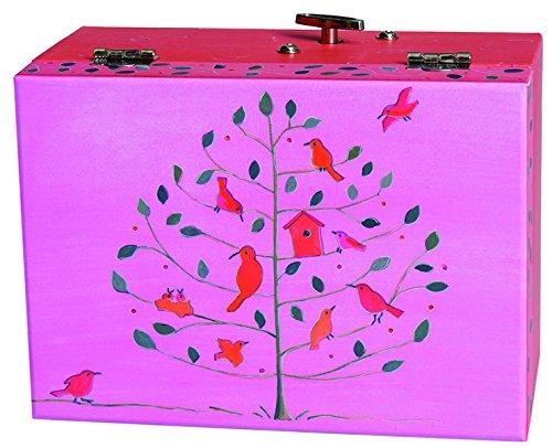 Egmont Birdcage Musical Schmuck - Schmuck-box Musikalische