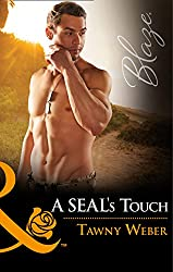 A Seal's Touch (Mills & Boon Blaze) (Uniformly Hot!, Book 65)