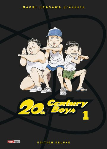 20th Century Boys Edition Deluxe Tome 1