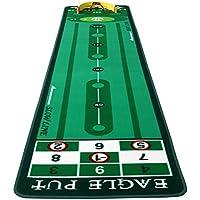 Jia He Tapetes de Golf Golf al Aire Libre Cubierto Putt Practice Mat 3 tamaño Opcional @ (Tamaño : 30×300cm)