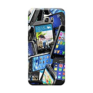 iCover Premium Printed Mobile Back Case Cover With Full protection For Samsung S6 Edge Plus (Designer Case)