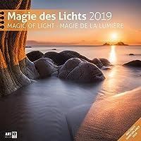 Magie des Lichts 2019 Broschürenkalender