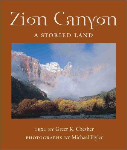 Zion Canyon (Desert Places)