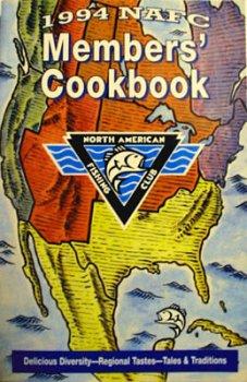 1994 North American Fishing Club Members' Cookbook