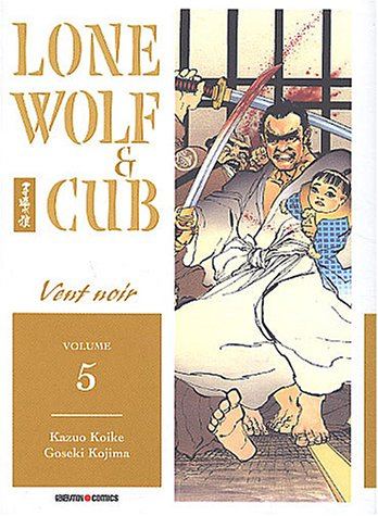 Lone Wolf et Cub, tome 5