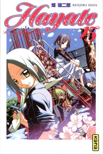 Hayate The combat butler Edition simple Tome 15