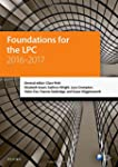 Foundations for the LPC 2016-2017 (Bl...