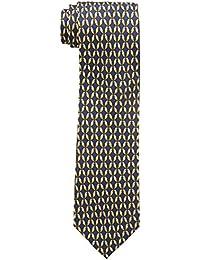 Tommy Bahama Men's Ombre Parrots Tie