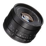 7artigiani 50mm/f1.8APS-C manuale obiettivo fisso per Sony...