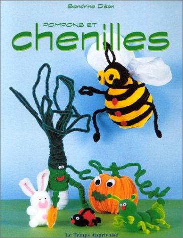 Pompons et chenilles
