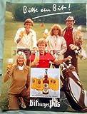 70er Jahre : BITTE EIN BIT/GOLF - alte Werbung /Originalwerbung/ Printwerbung /Anzeige /Anzeigenwerbung GROSSFORMAT 21 x 27 cm