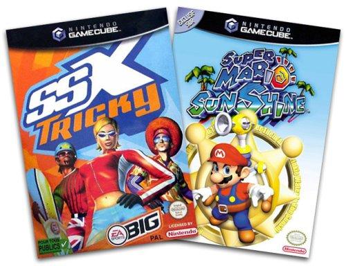 Super Mario Sunshine + SSX tricky