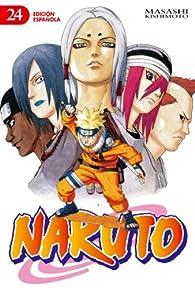 Naruto nº 24/72 par Masashi Kishimoto