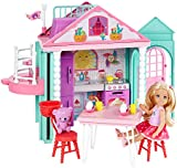 Barbie DWJ50 Barbie Club Chelsea Playhouse