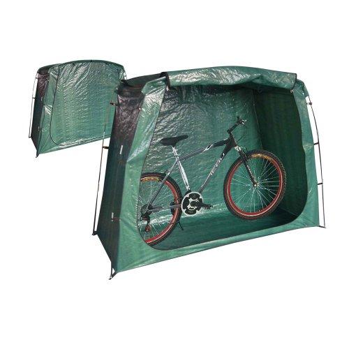 PE-Fahrradgarage, Schutzhülle für Fahrrad, wetterfest, ca. 200x150 cm
