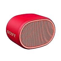 Sony SRS-XB01R Taşınabilir Hoparlör, Kırmızı