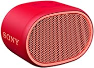 Sony SRSXB01/R Portable Wireless Speaker - (Pack of1)