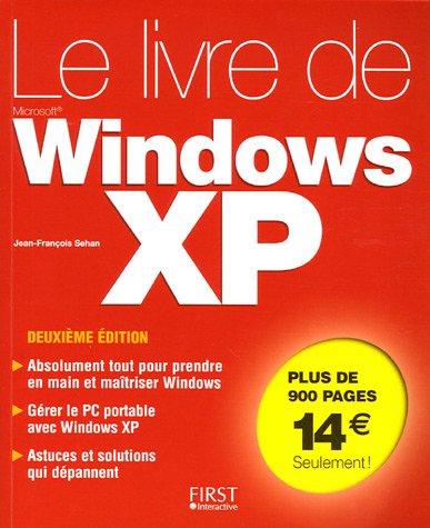 Le livre de Windows XP par Jean-François Sehan