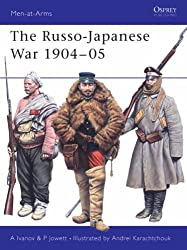 The Russo-Japanese War 1904-05 (Men-at-Arms)