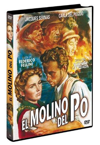 Preisvergleich Produktbild El Molino De Po (Import) (Dvd) (2013) Jacques Sernas; Carla Del Poggio; Leda Glo