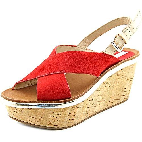 diane-von-furstenberg-maven-donna-us-7-rosso-scarpa-con-la-zeppa