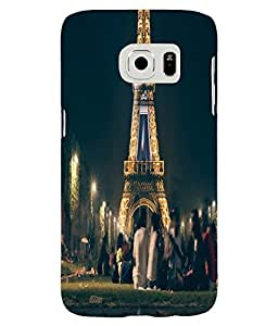 Samsung Galaxy S7 Printed Cover By The Malabis