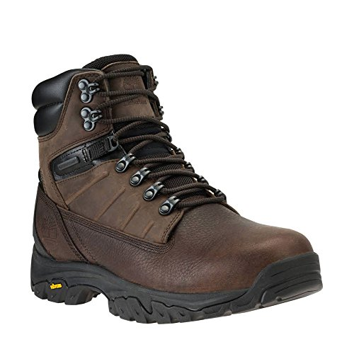 Timber Jefferson Summit Mid Wp-Boot Braun