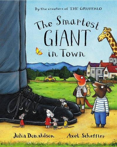 The Smartest Giant in Town